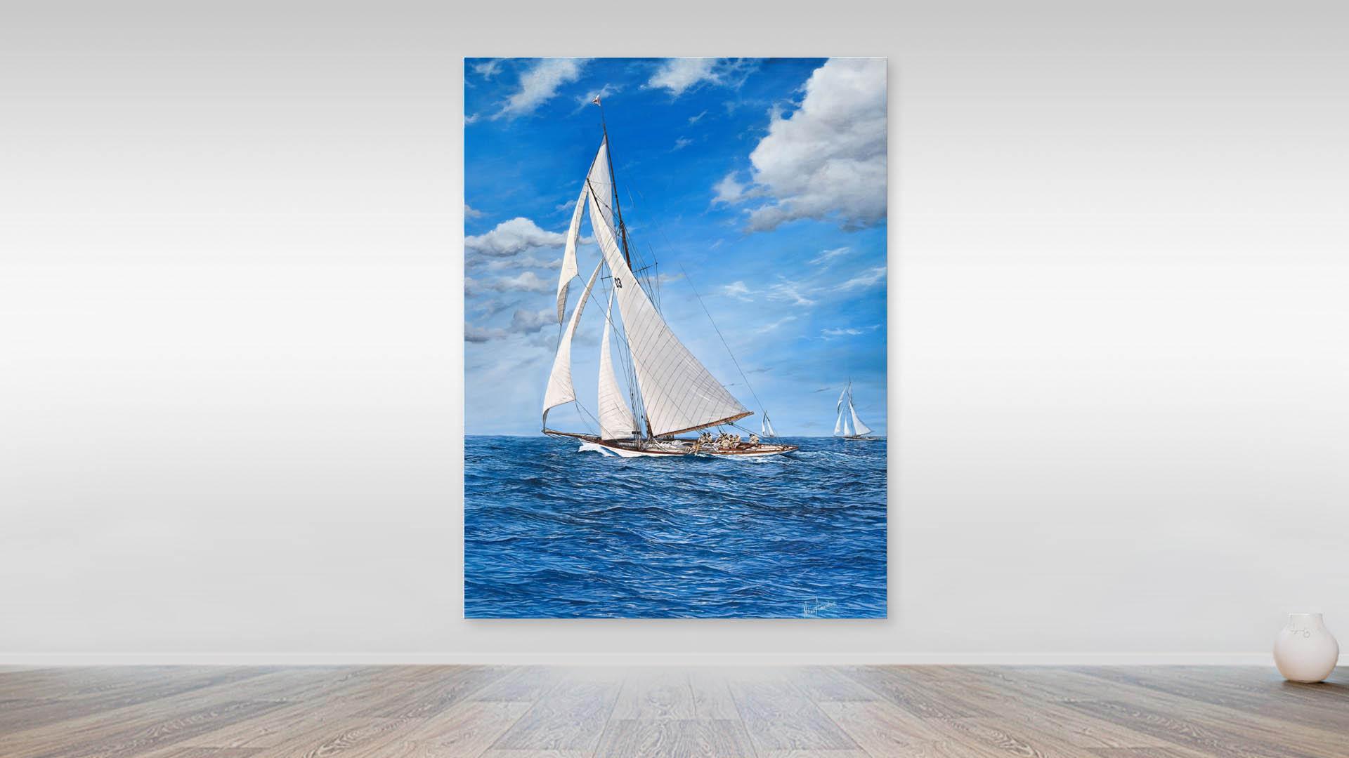 Tuiga, Monaco Yacht Club