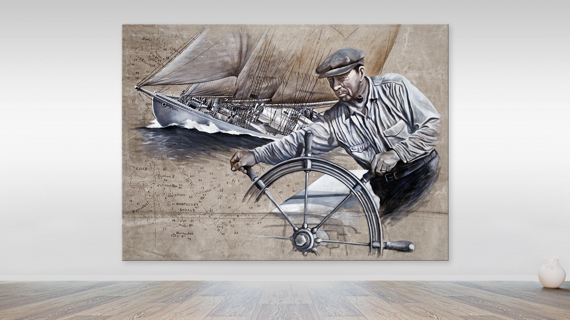 Grand Banks Fisherman