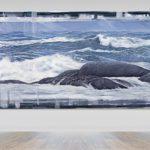 The Rough Sea by Niklas Amundson