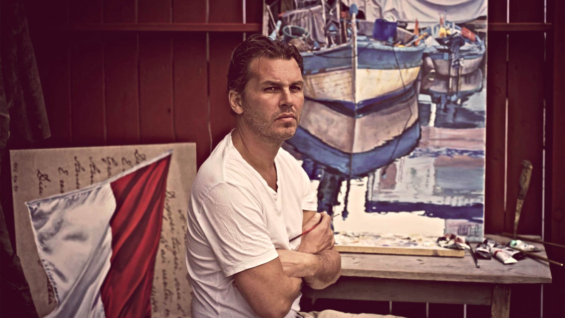 Niklas Amundson Artist